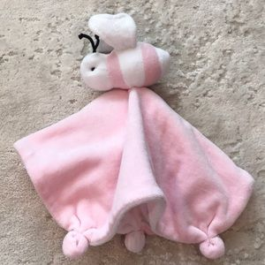 Sweet little blanket for a baby.